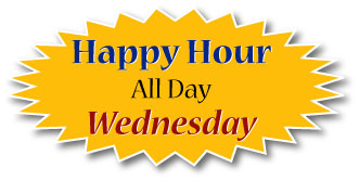 Blue Springs Happy Hour - All Day - Wednesday