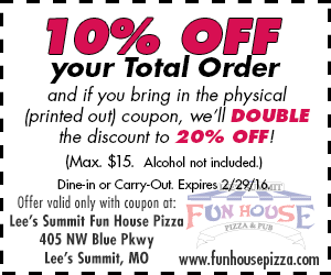 10% OFF your total order!