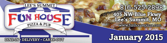 Lee's Summit Fun House - January 2015 Coupons