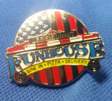 Fun House Pizza Lee's Summit Pins'